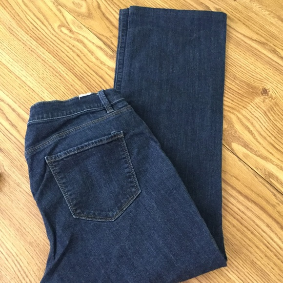 Ann Taylor Denim - Ann Taylor modern fit jeans 14